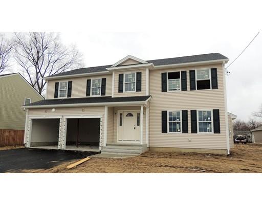 独户住宅 为 销售 在 195 Morton 195 Morton Springfield, 马萨诸塞州 01119 美国