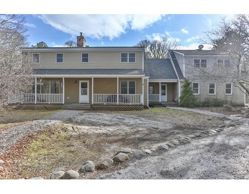 Single Family Home for Sale at 188 Far Fields Road 188 Far Fields Road Brewster, Massachusetts 02631 United States