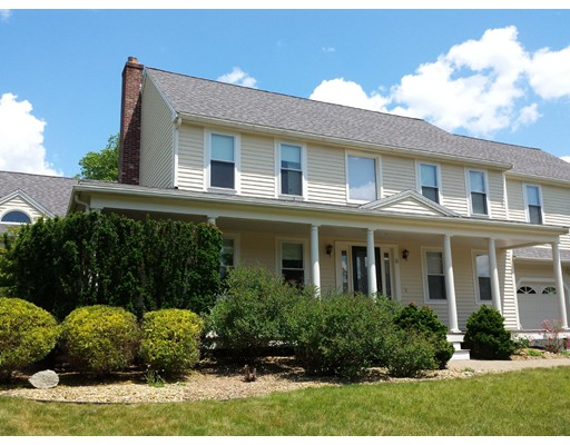 Single Family Home for Sale at 11 Florence Circle 11 Florence Circle Upton, Massachusetts 01568 United States