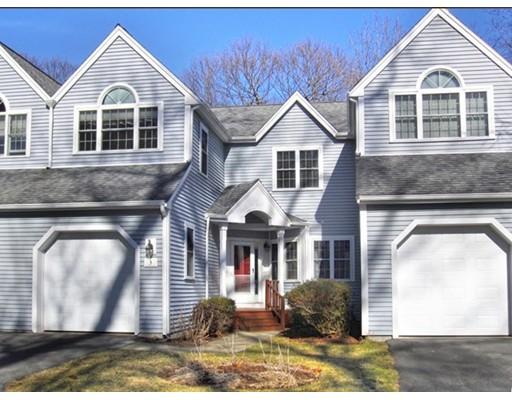 共管式独立产权公寓 为 销售 在 3 Greystone Court Burlington, 01803 美国