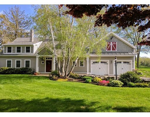 Maison unifamiliale pour l Vente à 22 Riverfront 22 Riverfront Newbury, Massachusetts 01951 États-Unis