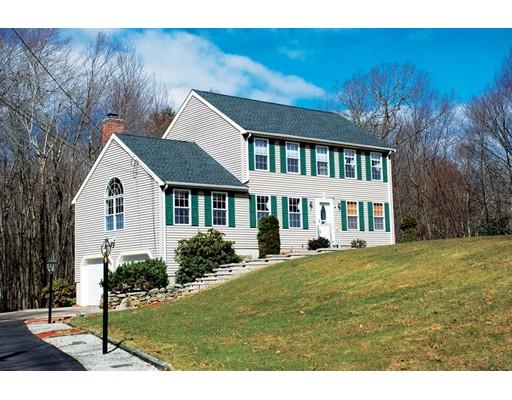 Single Family Home for Sale at 68 Linden Street 68 Linden Street Douglas, Massachusetts 01516 United States