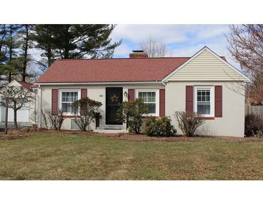 Single Family Home for Sale at 32 Mellen Street 32 Mellen Street Hopedale, Massachusetts 01747 United States