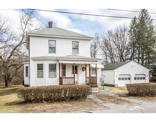 واحد منزل الأسرة للـ Sale في 83 Montaup Avenue 83 Montaup Avenue Dracut, Massachusetts 01826 United States
