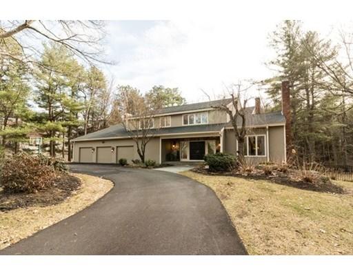 Casa Unifamiliar por un Venta en 49 Bridle Path Sudbury, Massachusetts 01776 Estados Unidos