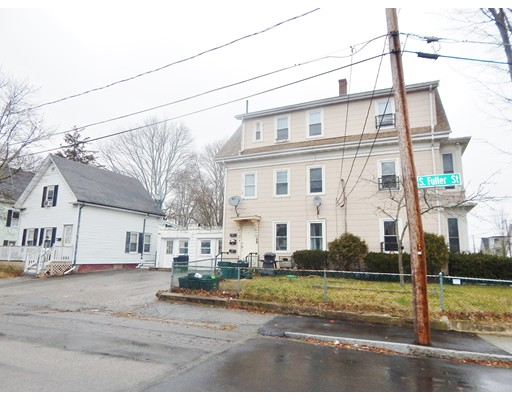 Multi-Family Home for Sale at 59 Foster Street Brockton, Massachusetts 02301 United States