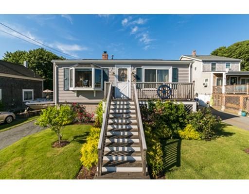 独户住宅 为 销售 在 58 Bayview.Avenue Fairhaven, 02719 美国