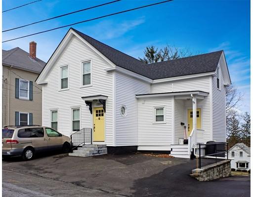 Maison unifamiliale pour l Vente à 122 Beacon Street 122 Beacon Street Clinton, Massachusetts 01510 États-Unis