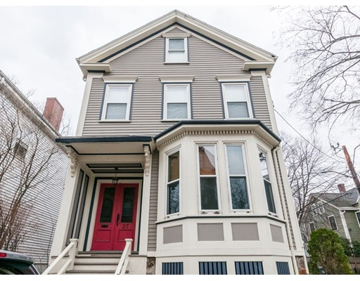 Additional photo for property listing at 27 Seaverns Street  Boston, Massachusetts 02130 United States