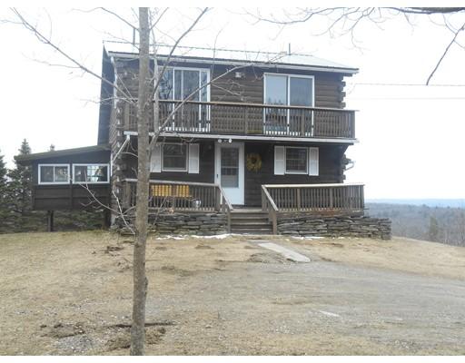 Частный односемейный дом для того Продажа на 30 Birch Hill Road 30 Birch Hill Road Blandford, Массачусетс 01008 Соединенные Штаты