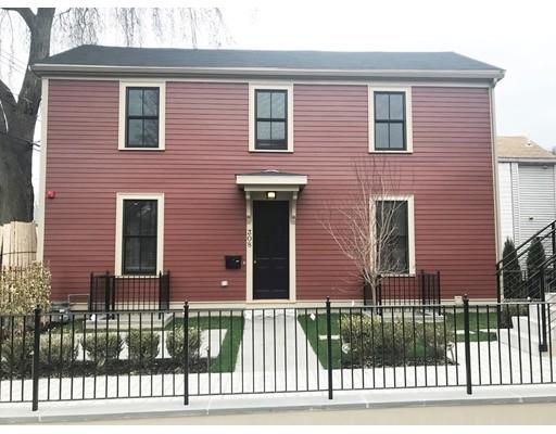 独户住宅 为 销售 在 308 Hurley Street 308 Hurley Street 坎布里奇, 马萨诸塞州 02141 美国