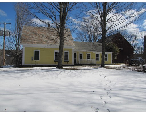 Single Family Home for Sale at 15 Mill Street Troy, New Hampshire 03465 United States
