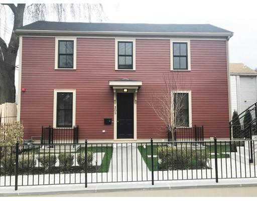 共管式独立产权公寓 为 销售 在 308 Hurley Street 308 Hurley Street 坎布里奇, 马萨诸塞州 02141 美国