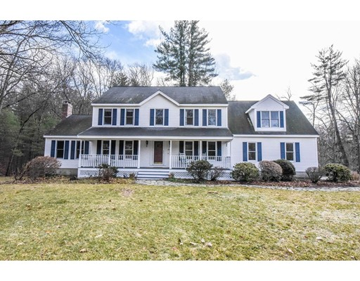 Single Family Home for Sale at 35 Hartford Road 35 Hartford Road Westford, Massachusetts 01886 United States