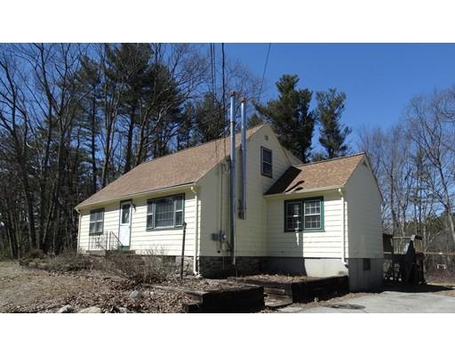 Частный односемейный дом для того Продажа на 99 Central Street 99 Central Street Boylston, Массачусетс 01505 Соединенные Штаты