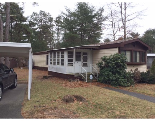 Single Family Home for Sale at 16 Washington Park 16 Washington Park Carver, Massachusetts 02330 United States