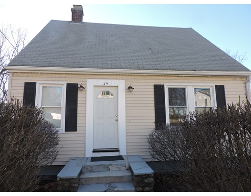 Single Family Home for Sale at 24 Valmor Street Worcester, 01604 United States