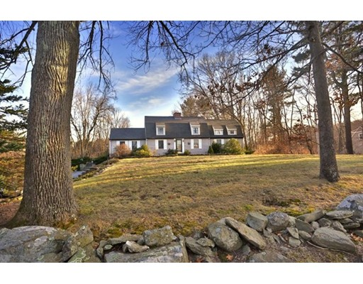 Single Family Home for Sale at 57 Center Street 57 Center Street Groveland, Massachusetts 01834 United States