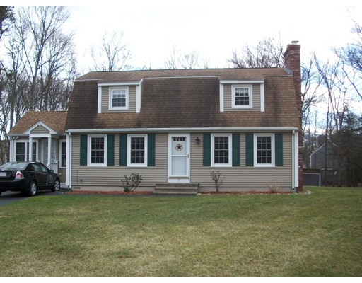 Single Family Home for Sale at 12 Knollcrest Circle Attleboro, Massachusetts 02703 United States