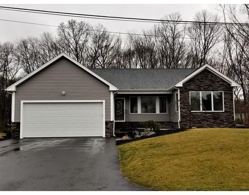 Single Family Home for Sale at 21 Racine Avenue 21 Racine Avenue Seekonk, Massachusetts 02277 United States
