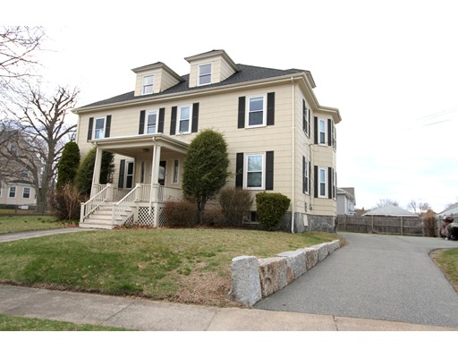 Single Family Home for Rent at 74 Butler Road 74 Butler Road Quincy, Massachusetts 02169 United States