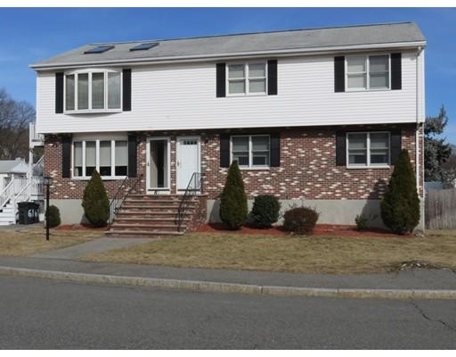 Maison avec plusieurs logements pour l Vente à 57 Pamela Circle 57 Pamela Circle Malden, Massachusetts 02148 États-Unis