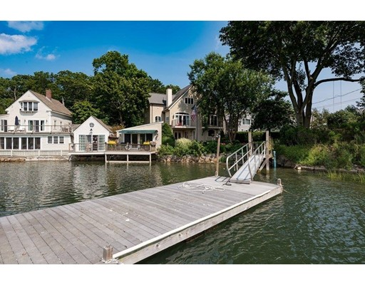 Single Family Home for Sale at 105 Border Street Cohasset, 02025 United States