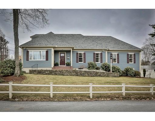 Частный односемейный дом для того Продажа на 3 Morrison Road 3 Morrison Road Wakefield, Массачусетс 01880 Соединенные Штаты