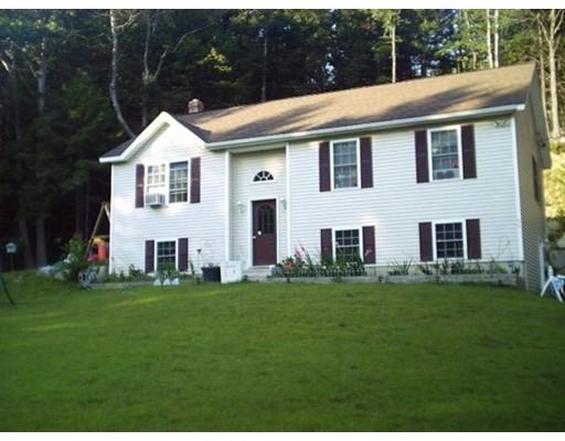 Частный односемейный дом для того Продажа на 96 Rindge State Road 96 Rindge State Road Ashburnham, Массачусетс 01430 Соединенные Штаты