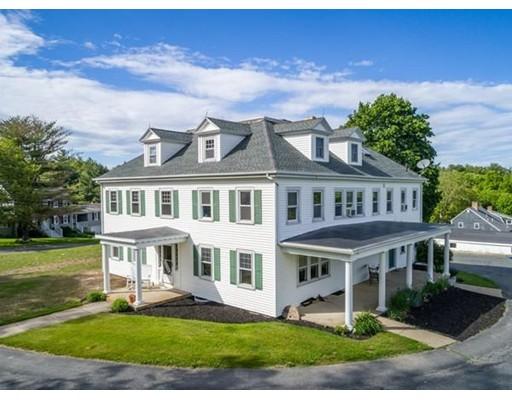 Casa Multifamiliar por un Venta en 153 Orchard Street 153 Orchard Street Newbury, Massachusetts 01922 Estados Unidos