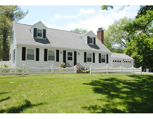 Single Family Home for Sale at 131 Ipswich Road Topsfield, 01983 United States