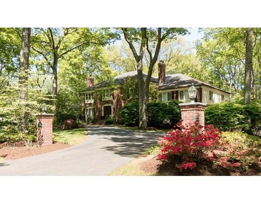 Частный односемейный дом для того Продажа на 22 Bridle Path 22 Bridle Path Sudbury, Массачусетс 01776 Соединенные Штаты