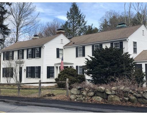 独户住宅 为 销售 在 304 Goodmans Hill Road 萨德伯里, 01776 美国