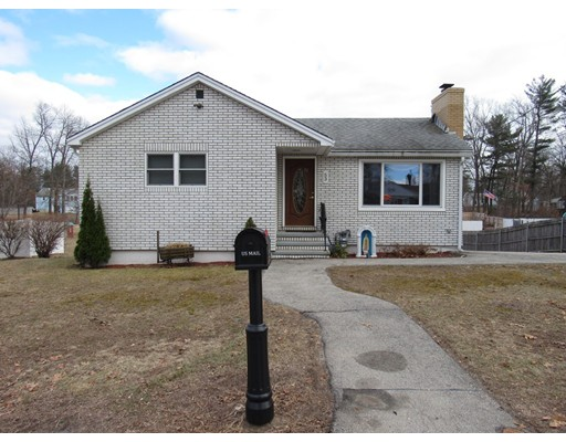Single Family Home for Sale at 53 G Street 53 G Street Dracut, Massachusetts 01826 United States