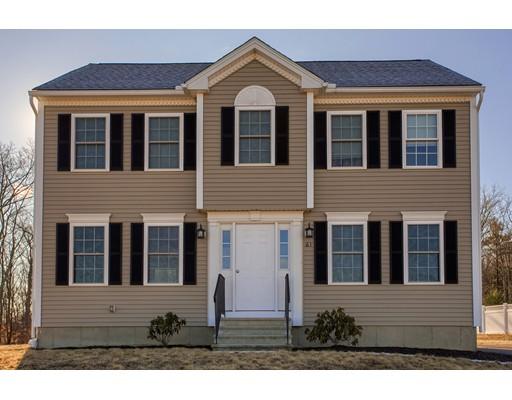 Single Family Home for Sale at 61 Victoria Lane 61 Victoria Lane Templeton, Massachusetts 01468 United States