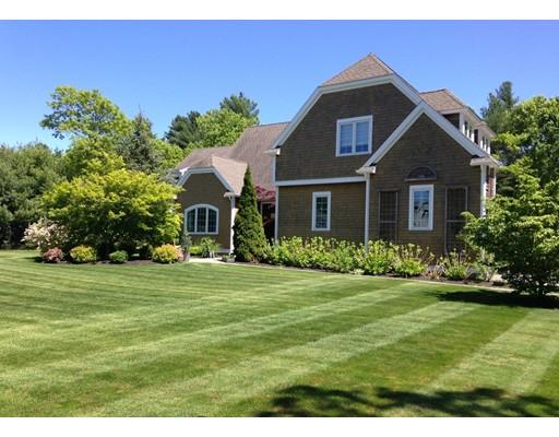 Частный односемейный дом для того Продажа на 287 Country Club Way 287 Country Club Way Kingston, Массачусетс 02364 Соединенные Штаты