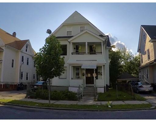 Casa Multifamiliar por un Venta en 112 Revere Street Springfield, Massachusetts 01108 Estados Unidos