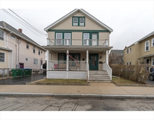 5 Thatcher St  is a similar property to 26-28 Morton Ave  Medford Ma
