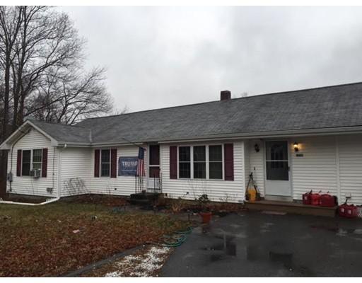 واحد منزل الأسرة للـ Sale في 2447 County Street 2447 County Street Dighton, Massachusetts 02715 United States