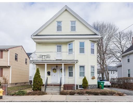 Многосемейный дом для того Продажа на 83 Summer Street 83 Summer Street Medford, Массачусетс 02155 Соединенные Штаты