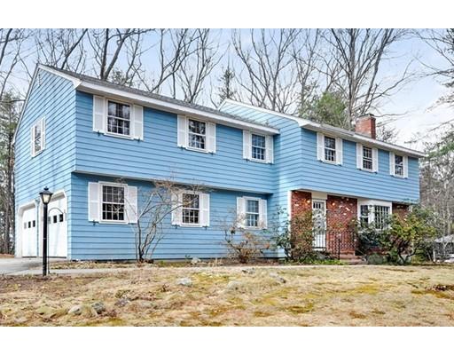 独户住宅 为 销售 在 348 Hayward Mill Road 348 Hayward Mill Road 康科德, 马萨诸塞州 01742 美国