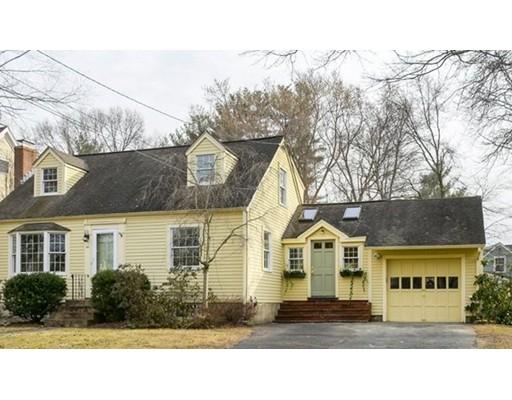 独户住宅 为 销售 在 161 Riverdale Road 161 Riverdale Road 康科德, 马萨诸塞州 01742 美国