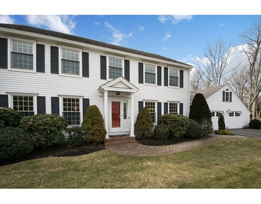 Single Family Home for Sale at 6 Briar Meadow Circle Scituate, Massachusetts 02066 United States