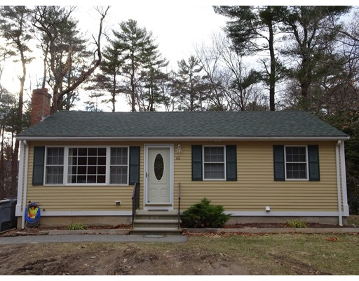 Single Family Home for Rent at 66 Forest Street 66 Forest Street Wilmington, Massachusetts 01887 United States