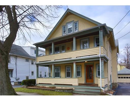 共管式独立产权公寓 为 销售 在 106 Grafton Street 阿灵顿, 02474 美国