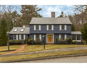 40 Chatham Way  is a similar property to 9 Windsor Rd  Lynnfield Ma