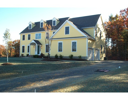 Single Family Home for Sale at 11 Lullaby Lane 11 Lullaby Lane Easton, Massachusetts 02356 United States