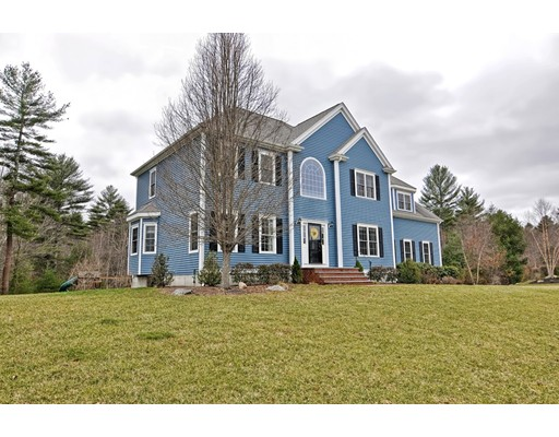 Single Family Home for Sale at 12 Josies Way 12 Josies Way Easton, Massachusetts 02375 United States