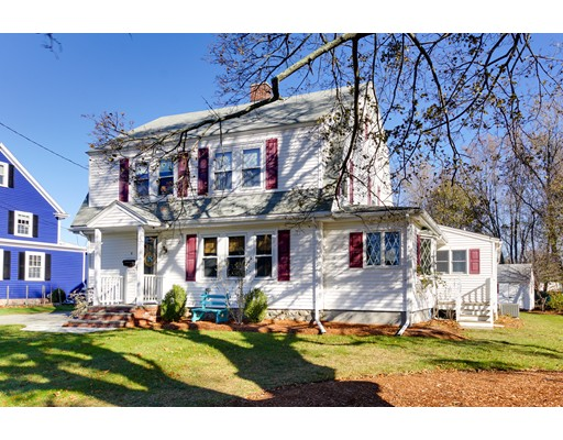 Single Family Home for Sale at 5 Marion Avenue Woburn, 01801 United States