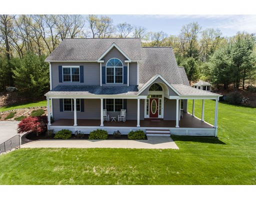 Single Family Home for Sale at 47 Grey Fox Landing 47 Grey Fox Landing Woodstock, Connecticut 06281 United States